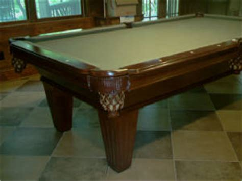 proline billiard table proline