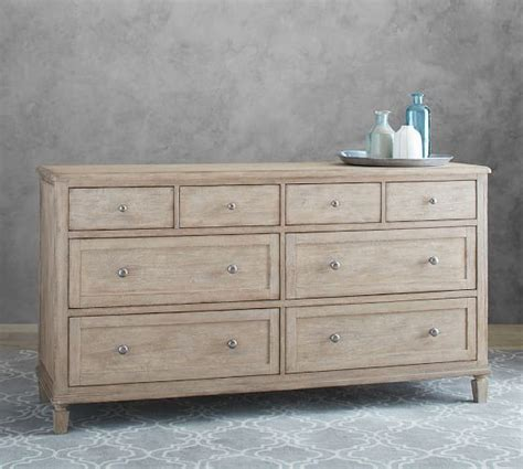 extra large bedroom dressers sausalito white wash collection extra wide dresser