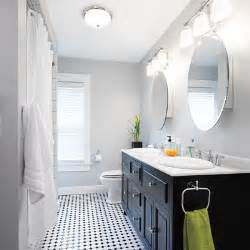 from dated to sophisticated diy bath renovation from