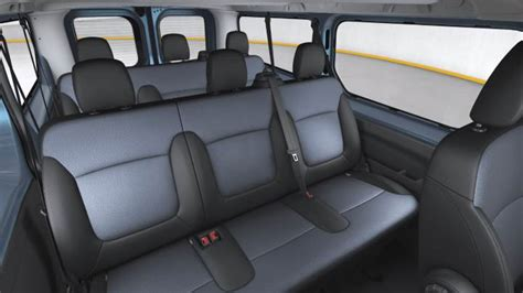 opel vivaro interior opel vivaro combi lg 2015 dimensions boot space and interior