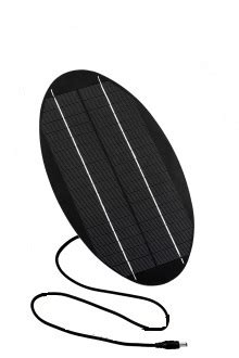 tespack 7 watts solar panel. portable solar chargers for