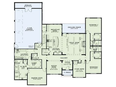 open split floor plans car garage closet and i love on pinterest