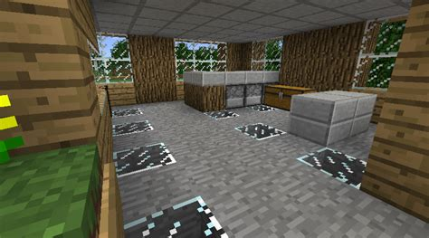 minecraft house interior by it itches on deviantart