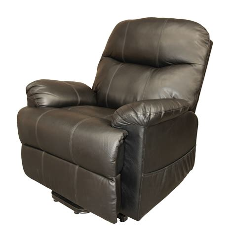 reclined chair capri dual motor riser recliner chair relimobility