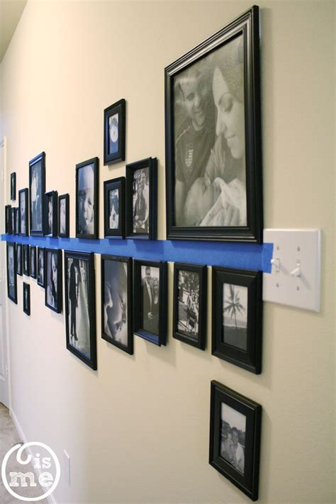 how to put photos on wall without tape 133 best images about how to hang pictures gallery walls