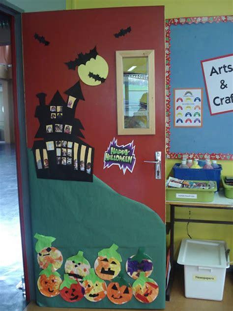 imagenes otoño halloween clases sala de de decoracion