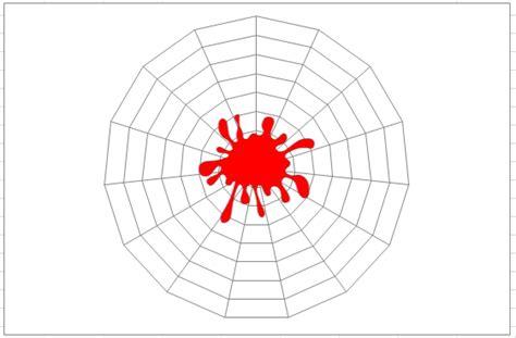 web diagram exle spider web chart excel http peltiertech