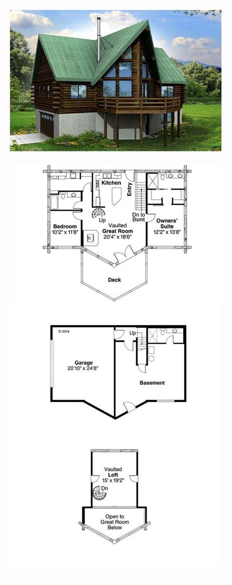 a frame house plans with garage 17 best ideas about a frame cabin plans on a