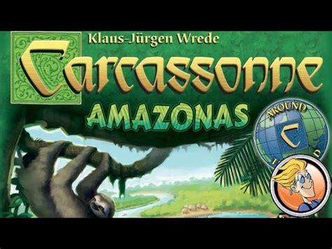 Carcassonne Amazonas Board buy carcassonne amazonas board boardgameprices