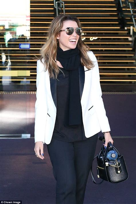 And Dannii Minogue Design A Handbag For The Terence Higgins Trust by Dannii Minogue Wears Exact Same Two Days In A Row