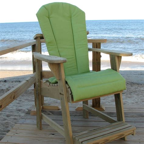 Adirondack Chair Pads by Adirondack Chair Cushion Dfohome