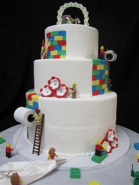 hochzeitstorte lego lego wedding cake the things come up with www