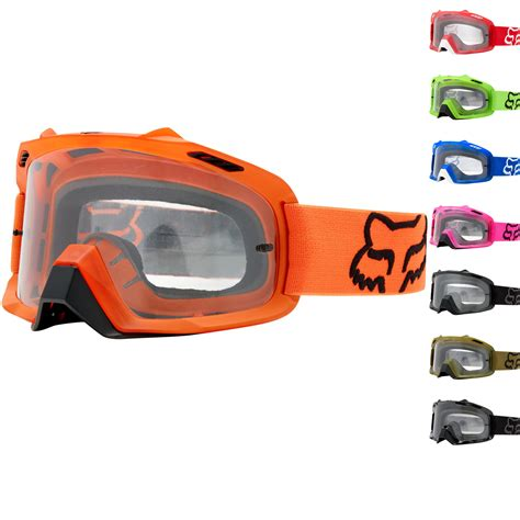 fox motocross goggles fox racing air space motocross goggles arrivals