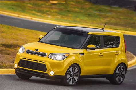 Kia Soul Year 2016 Kia Soul Offers Two Tone Colors Other Changes Kia