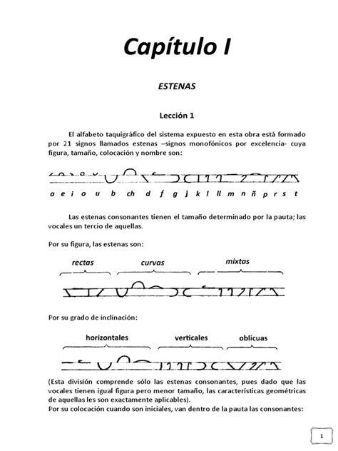 Libro de taquigrafía.
