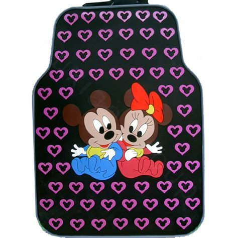 Mickey Mouse Car Floor Mats by Buy Wholesale Mickey Minnie Mouse