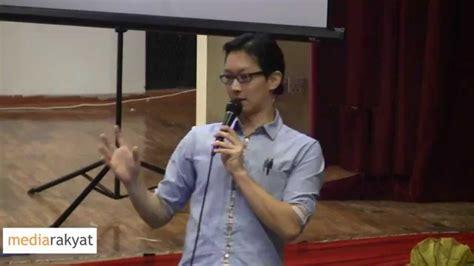 dr hwok aun diskriminasi kaum di pasaran buruh malaysia