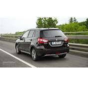 Suzuki SX4 S Cross Review  Autoevolution