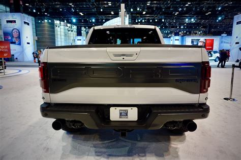 Chicago Ford Ford Trucks Chicago Auto Show 2017 Jerry Perez 31 Ford