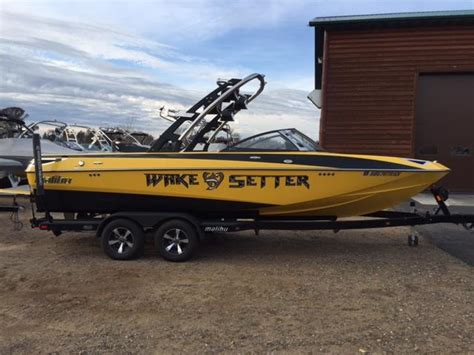 yellow wake boat 2012 malibu wakesetter 23lsv yellow ebony for sale in
