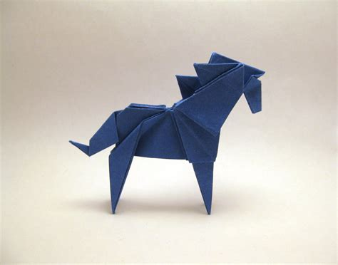 Origami Paintings - origami by orimin on deviantart