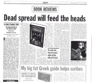 a strange trip the inside history of the grateful dead books a strange trip the inside history of the grateful