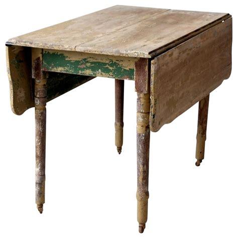 Vintage Drop Leaf Table by Antique Drop Leaf Table Chairish