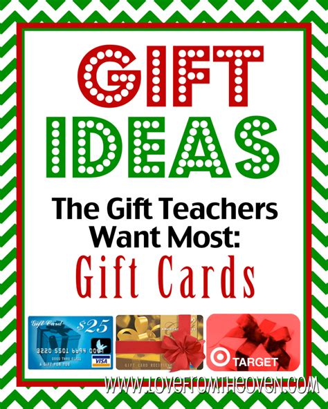 christmas gifts for teachers from principal gift ideas 50 real teachers what they really want from the oven