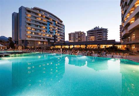 porto bello porto bello hotel resort spa antalya t 252 rkiye tatil