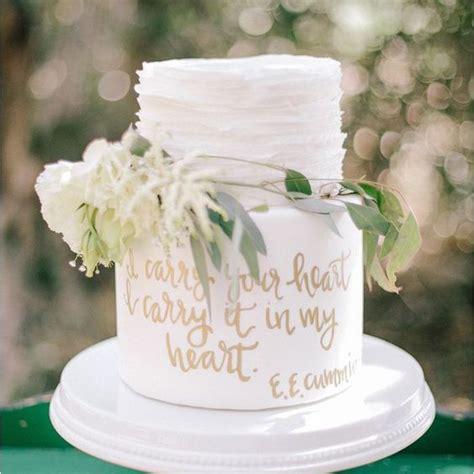 Wedding Cake Messages by The Wedding Cake Trends Of 2015 Herworldplus