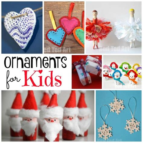 decorations for preschoolers to make diy ornaments ted s
