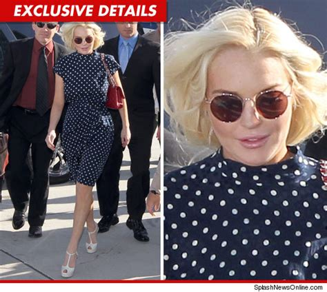Lindsay Lohan Has Plans For Future Wedding Gown by The Of Nov 4 2011