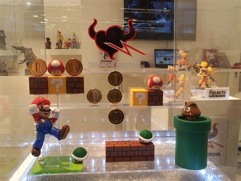 Shf Mario Gumba And Pipo Diorama Set B 不斷更新 spielwarenmesse international fair n 252 rnberg 2014 bandai展品 taghobby