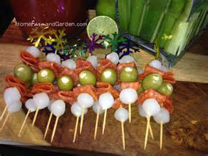 Decorative Vase Ideas Homemade Bloody Marys With Antipasto Skewers