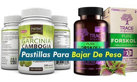 nueva pastilla para bajar de peso en un mes como las 14 mejores pastillas y suplementos para bajar de peso