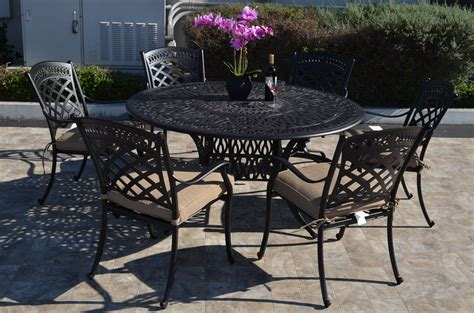 st augustine 7 piece dining set 6 dining chairs 1