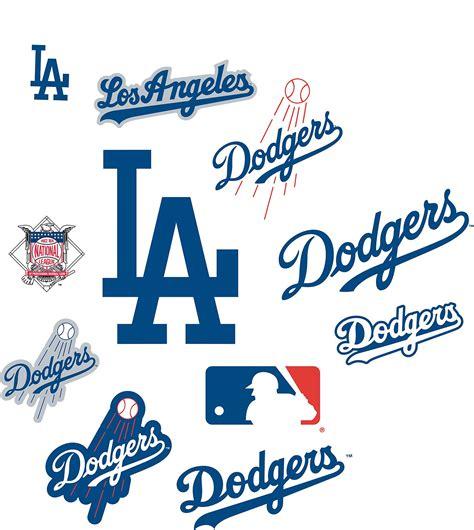 Rugs Okc Brewster Wallpaper Los Angeles Dodgers Logo Fathead Jr