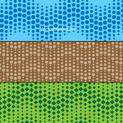 scale pattern adobe illustrator illustrator patterns create wavy dotted seamless patterns