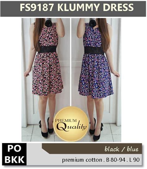 Baju Dress Import Bangkok Saku klummy dress supplier baju bangkok korea dan hongkong premium quality import thailand