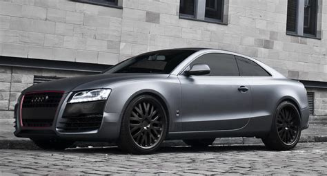 Audi A5 Coupe Tuning by Project Kahn Audi A5 Car Tuning