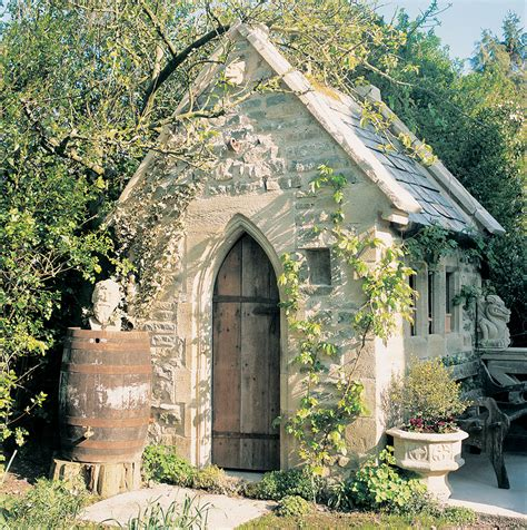 Menstrual Shed by Garden Sheds For Period Homes Period Living