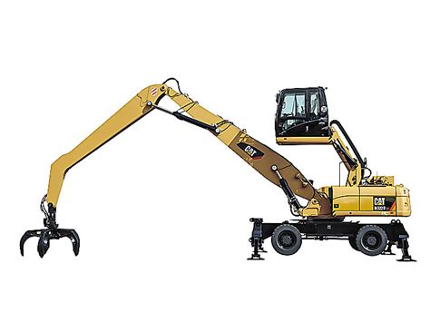 cat m322d mh material handler caterpillar