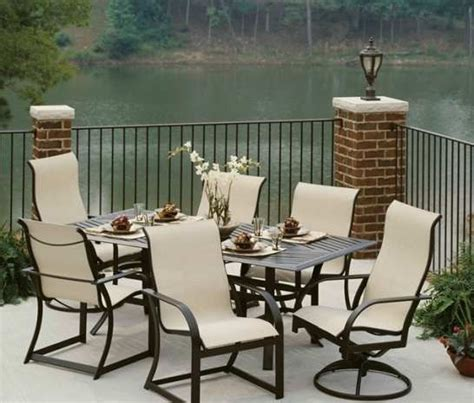 Tubular Aluminum Patio Furniture by 17 Best Cast Tubular Aluminum Outdoor Furniture Images