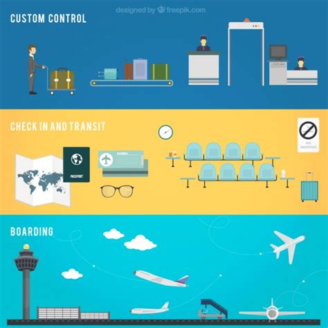 10 Year Background Check Airport - airport vectors photos and psd files free