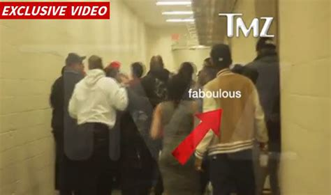 august alsina gets into a fight after performing at an