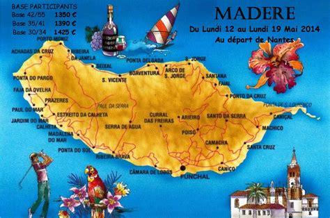 0004488997 carte touristique madeira en carte de madere 224 imprimer imvt