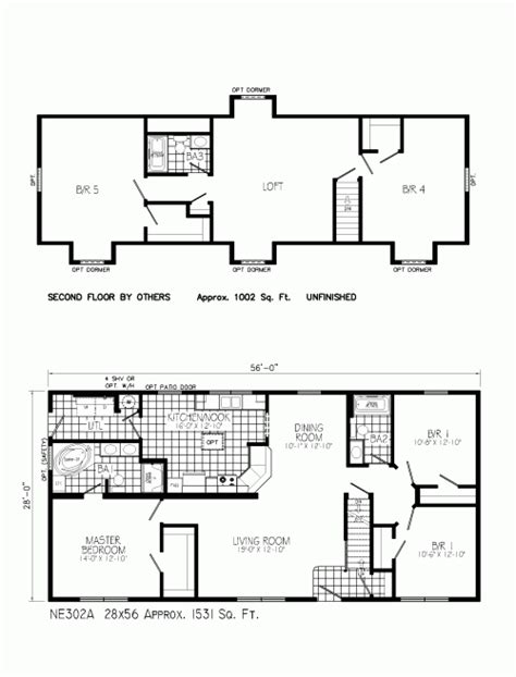 cape style floor plans ne302a covington by mannorwood homes cape cod floorplan