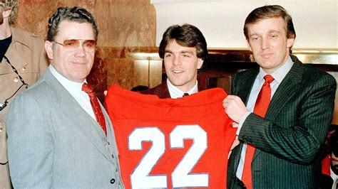 donald trump usfl five things to know about donald trump s usfl experience