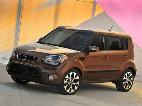 What Is A Kia Soul фото Kia Soul 2012 20