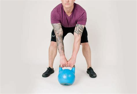 perfect kettlebell swing how to do the perfect kettlebell swing curious
